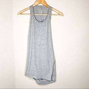 NWOT Grey Fabletics Tank Top